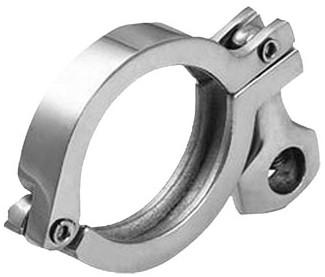 Stainless steel heavy duty clamp-Pipe Clamp-- - micro pump